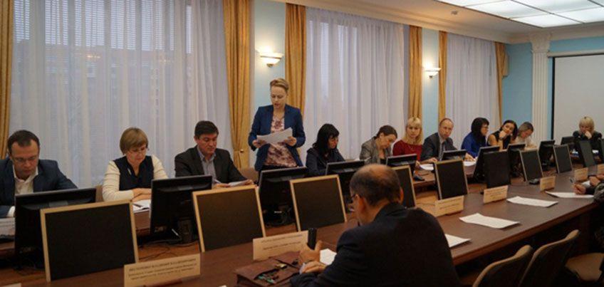 В Ижевске прошла очередная комиссия по ликвидации задолженности