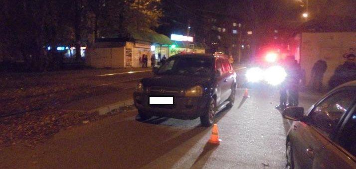 В Ижевске на улице Буммашевской сбили 13-летнего мальчика