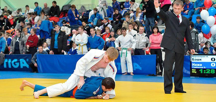 В Ижевске на всероссийском турнире Калашникова соберутся сильнейшие дзюдоисты страны