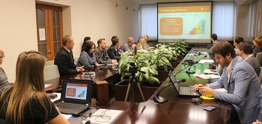 «Ростелеком» организовал круглый стол для бизнесменов Удмуртии