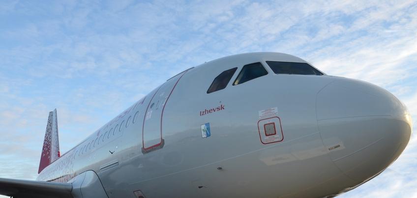 В небе над Россией будет летать самолет «Ижевск»