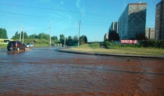 Затопление Автозаводской и сходка «BMW»: о чем утром говорят в Ижевске