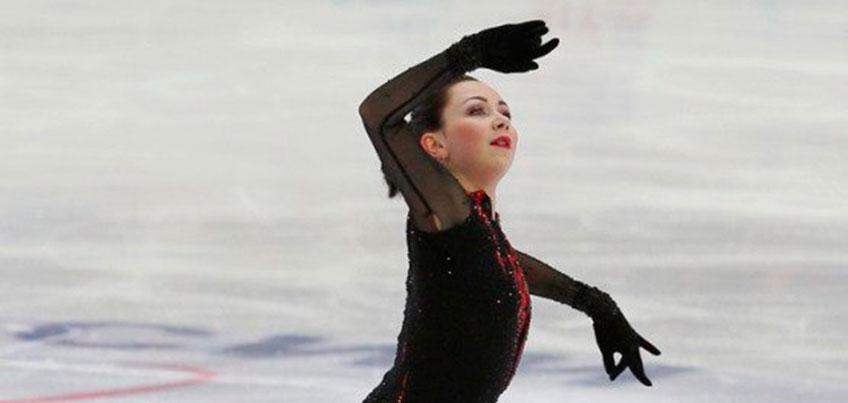Фигуристка из Удмуртии Елизавета Туктамышева стала третьей после короткой программы на «Скейт Канада»