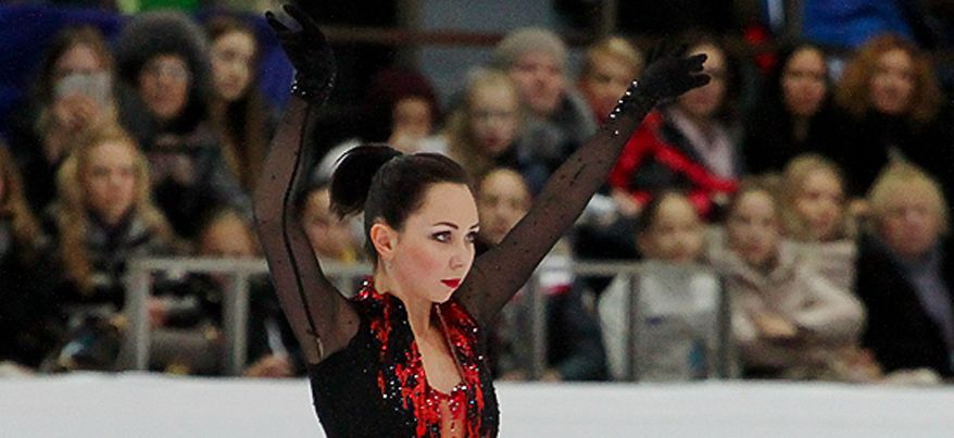 Фигуристка Елизавета Туктамышева заняла четвертое место на Скейт Канада