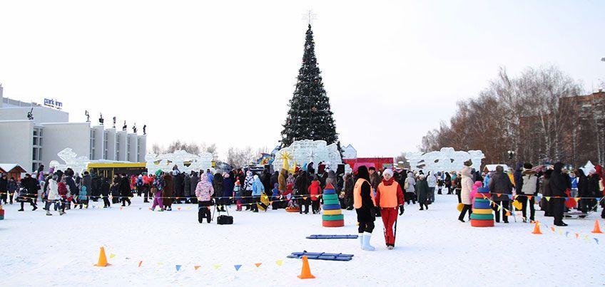 Ижевчане могут принять участие в подготовке города к Новому году