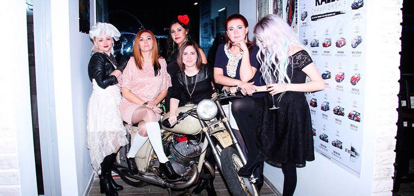 Ижевские байкерши создали первый женский мотоклуб