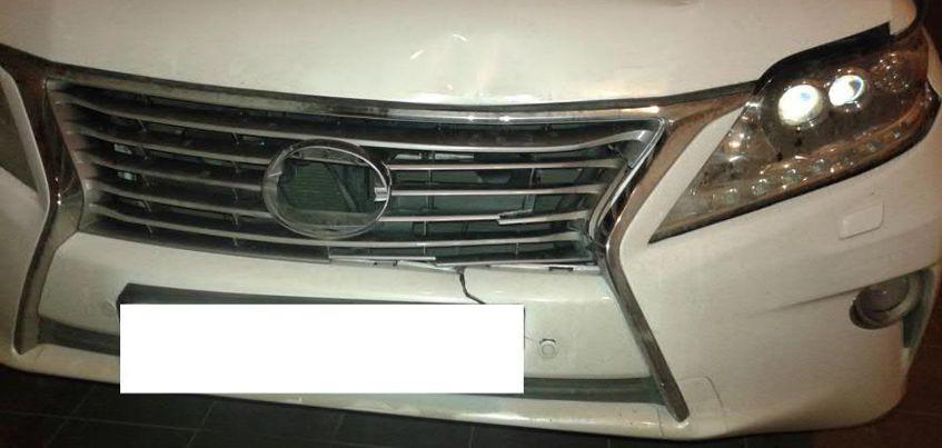 В Удмуртии на пешеходном переходе водитель автобуса сбил пенсионера
