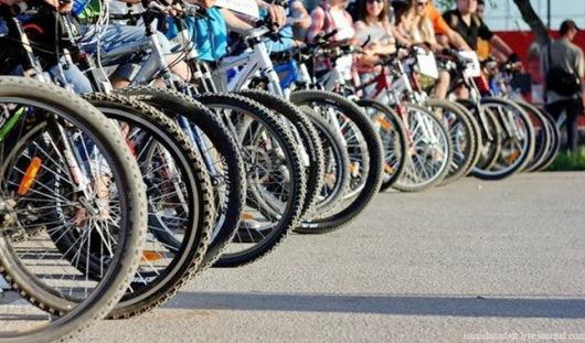 Опубликован маршрут велопарада, который пройдет в Ижевске в День города