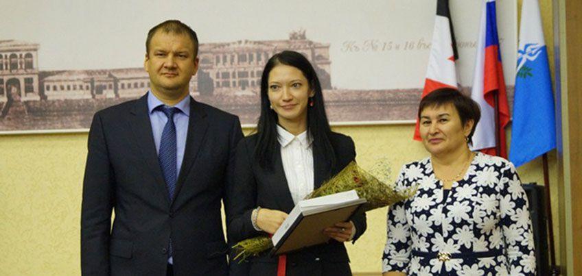 В Ижевске наградили журналистов - участников конкурса на тему межнациональных отношений