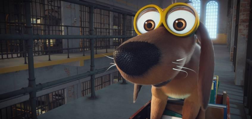 Большой собачий побег, Танцовщица и Молот: кино в Ижевске с 3 ноября