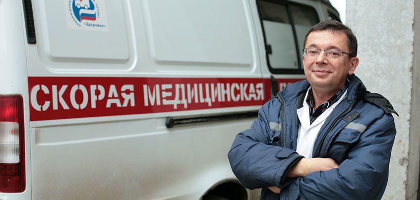 Врач «скорой помощи» из Ижевска: когда спасаешь человека, это ни с чем не сравнимые эмоции