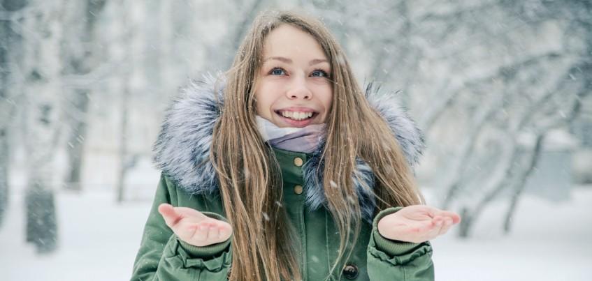 Ижевчан ожидают снежные и морозные выходные