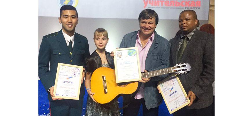 Школьница из Удмуртии стала победителем Всероссийского конкурса «Лучший урок письма»