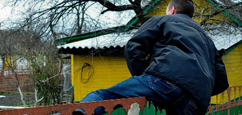 Ижевчанина задержали за кражу из садового дома