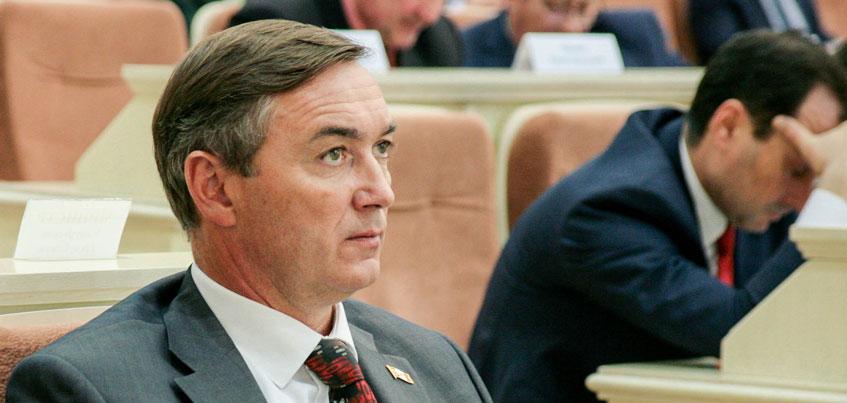 Увольнение вице-премьера Удмуртии и первые публичные слушания по республиканскому бюджету