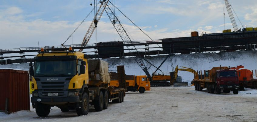 Министр транспорта Удмуртии: на мосту через Каму началось рабочее движение