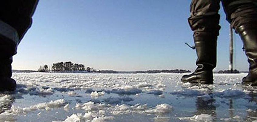 40-летняя женщина из Воткинска погибла, провалившись под лед