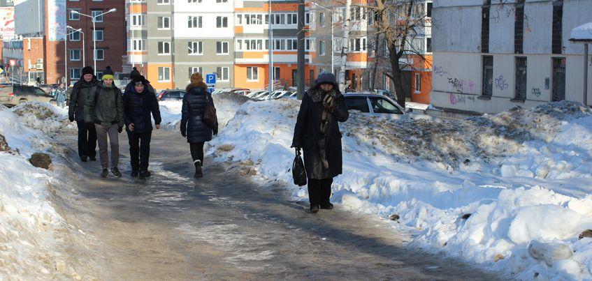 9 ноября  в республике ожидается похолодание до -10 градусов