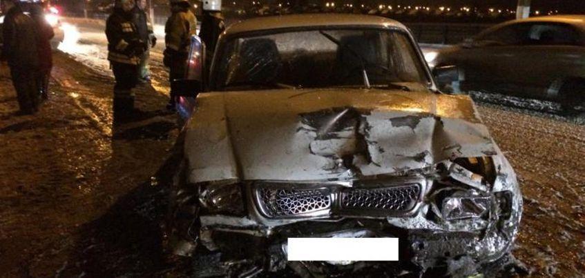 По вине пьяного водителя в ДТП в Удмуртии пострадал пенсионер