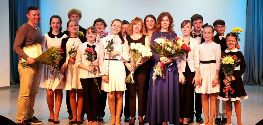 Ансамбль «Ensolei» из Ижевска стал победителем Открытого кубка по хоровому искусству России