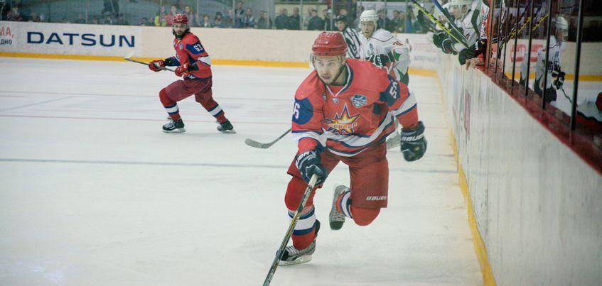 «Ижсталь» одержала волевую победу в матче против пермского «Молота-Прикамье»