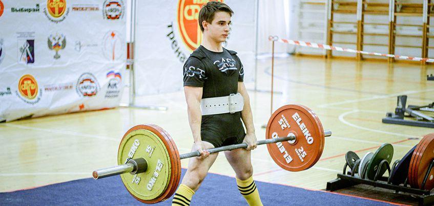 Пауэрлифтер из Удмуртии установил три рекорда России по жиму лёжа