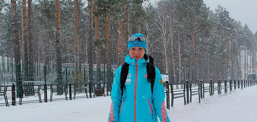 Биатлонистка Ульяна Кайшева проведет две контрольные тренировки в Тюмени
