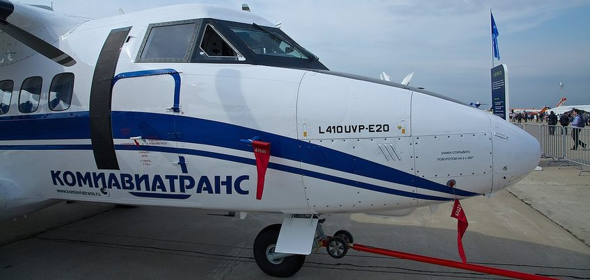 Новый авиарейс может связать Пермь с Ижевском