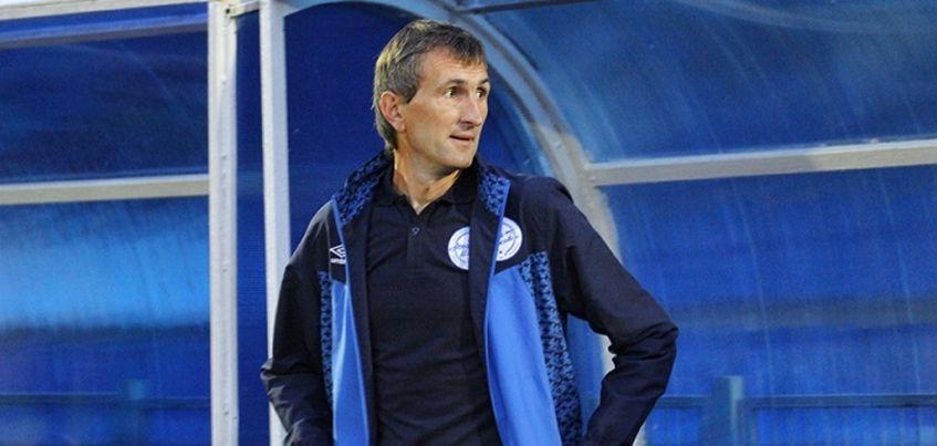 Тренер клуба «Зенит-Ижевск» признан лучшим тренером октября