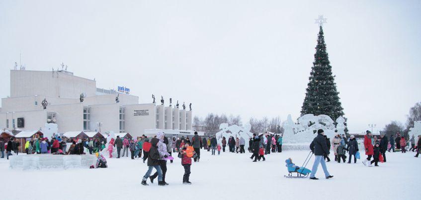 Ижевск вошел в топ-10 городов с самым бюджетным отдыхом с детьми в новогодние праздники
