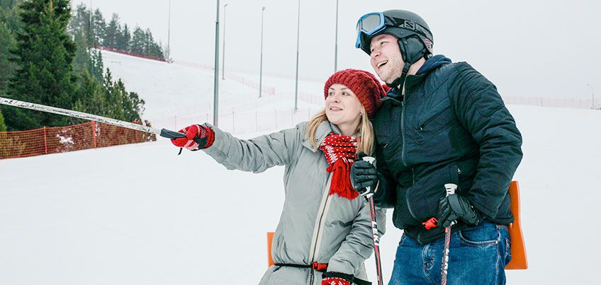 12 и 13 ноября «Нечкино» ждет всех на тестовое открытие горнолыжного сезона