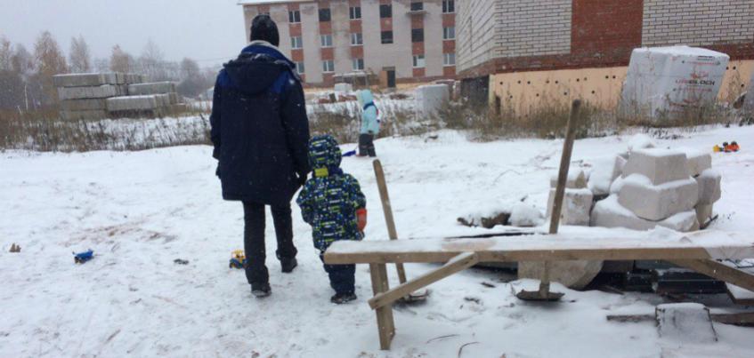 Дольщик из поселка Хохряки в Удмуртии умер от инсульта, не дождавшись сдачи дома