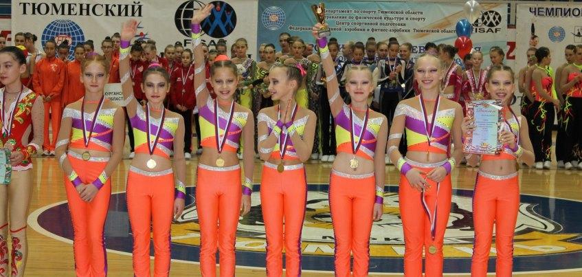 Школьницы из Удмуртии стали победителями на Всероссийских соревнованиях «Тюменский меридиан – 2016»