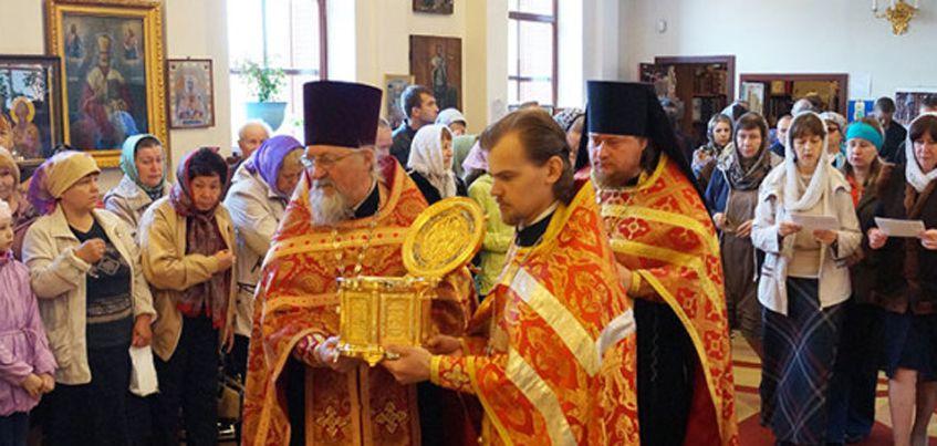 Ковчег с частицей мощей блаженной Матроны Московской привезут в Ижевск в Свято-Михайловский собор