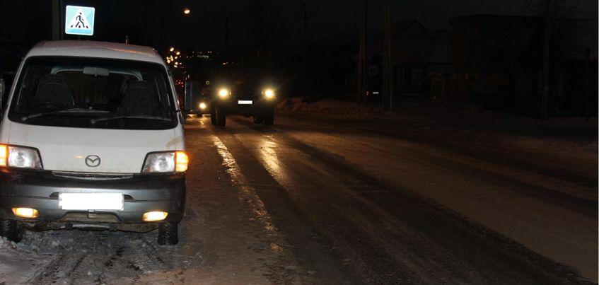 10-летнего мальчика в Камбарке сбил водитель «Мазды»