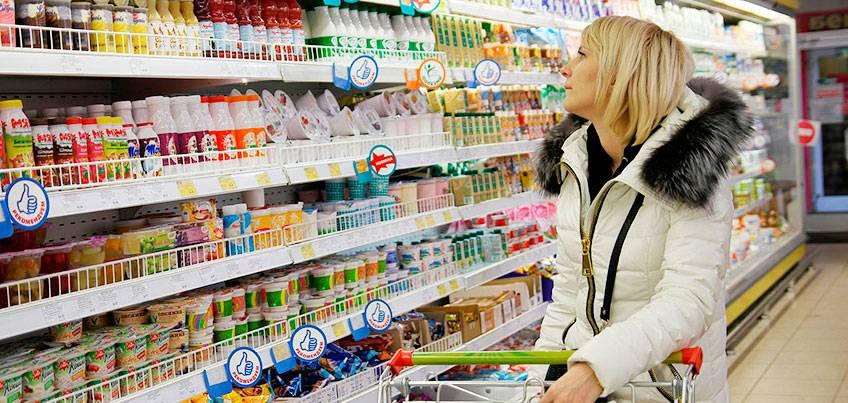Город в цифрах: 44% ижевчан ходит по магазинам каждый день, а 13% - выбирают товары в Интернете