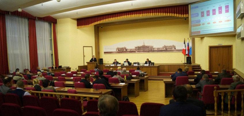 В Ижевске прошло заседание Общественного совета по вопросам ЖКХ