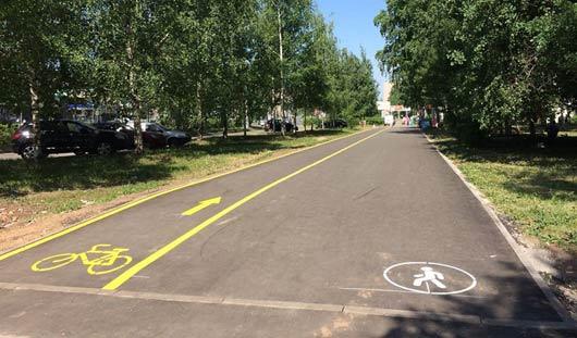 Новая велодорожка и поиски пропавшего человека: о чем утром говорят в Ижевске