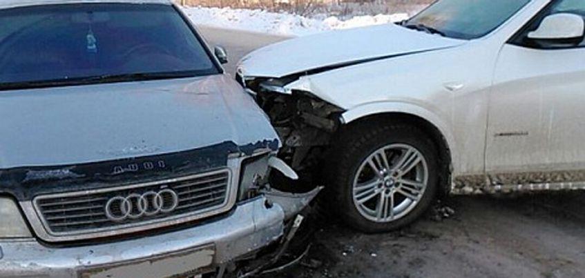 Трое детей пострадали в ДТП в Ижевске