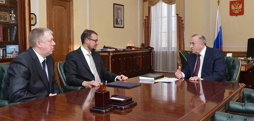 Бывший вице-премьер Удмуртии Андрей Сивцов стал директором Удмуртского филиала Почты России
