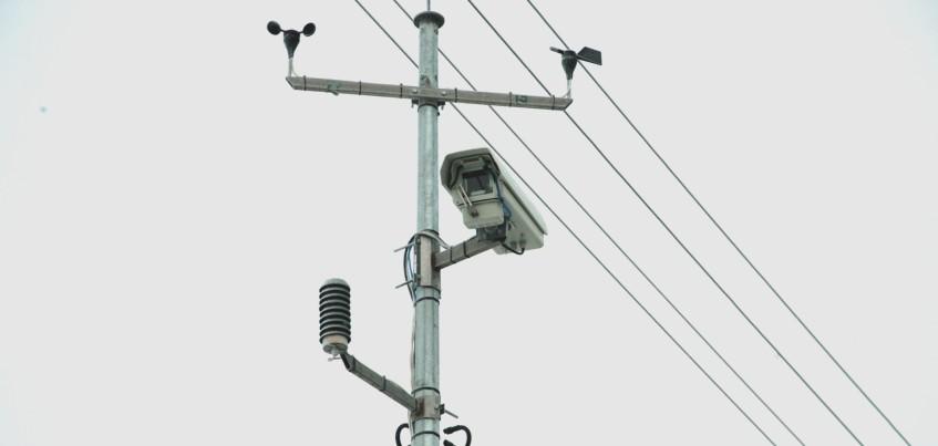 Для чего на дорогах Удмуртии нужны метеостанции?