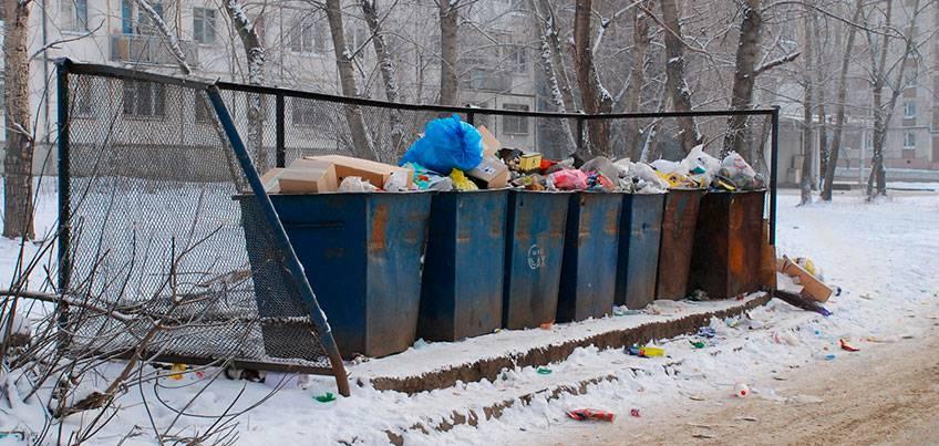 Регионального оператора по вывозу мусора в Удмуртии определят до конца 2016 года