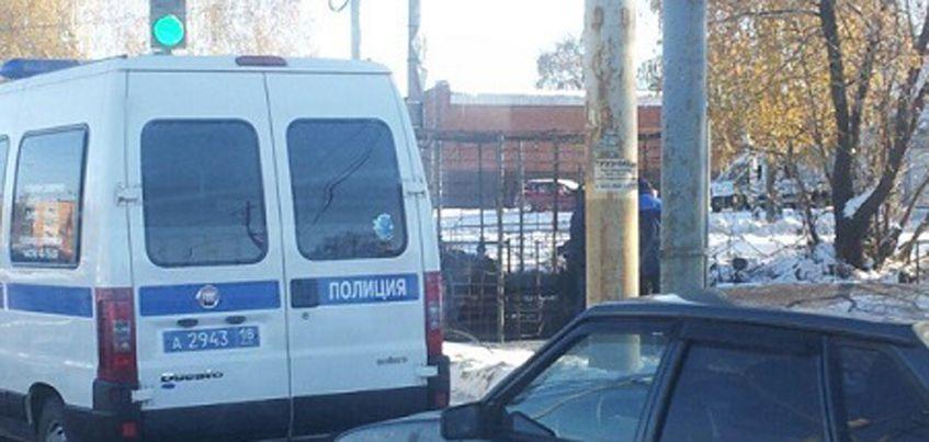 В Ижевске проводят проверку по факту обнаружения трупа на 10 лет Октября