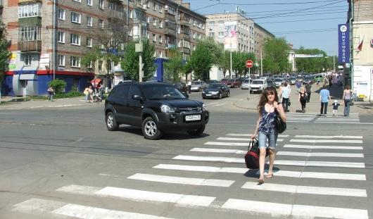 Почему в Ижевске в двух местах запретили поворот налево?
