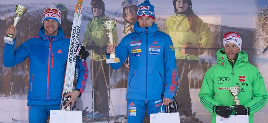 Лыжник из Удмуртии Максим Вылегжанин выиграл гонку на международном турнире в Финляндии