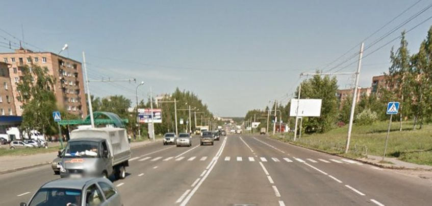 Пешеходный переход на улице 9 Января уберут в Ижевске
