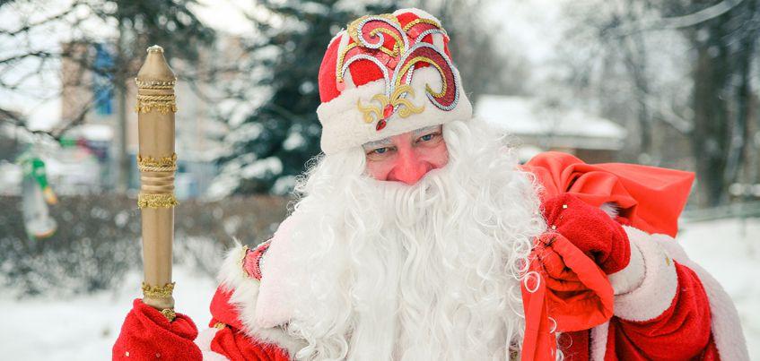 В Ижевском зоопарке заработала почта Деда Мороза