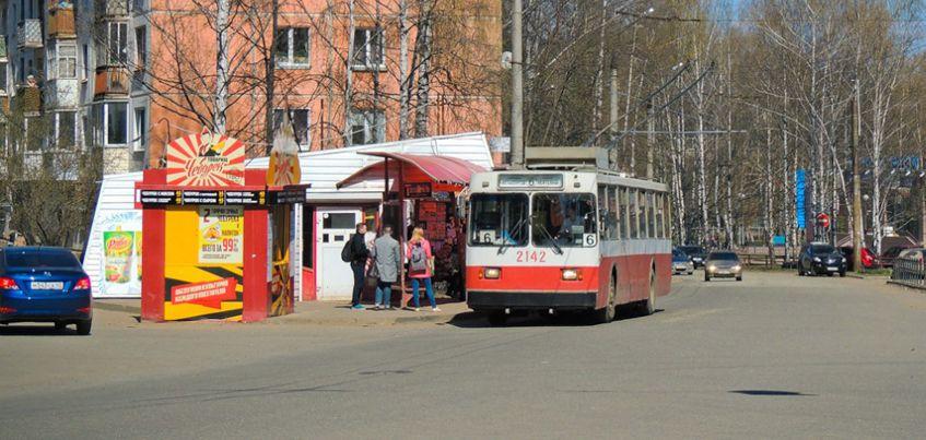 В Ижевске на улицах Школьная и 50 лет ВЛКСМ уберут двустороннее движение