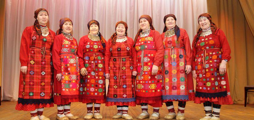 В Удмуртии Бабушки из Бураново выпустили новый клип
