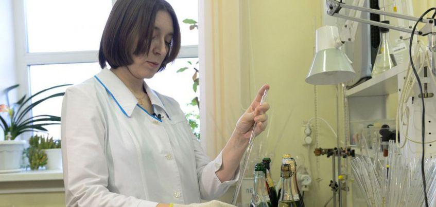В России началось масштабное исследование шампанского